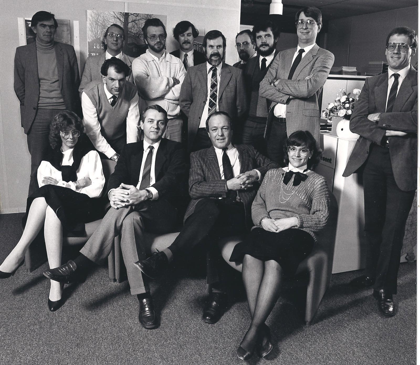 1985-2 WN Kantoor Almere